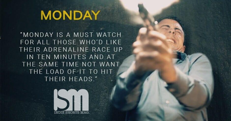 Monday - Short Film - Review - Indie Shorts Mag - Social