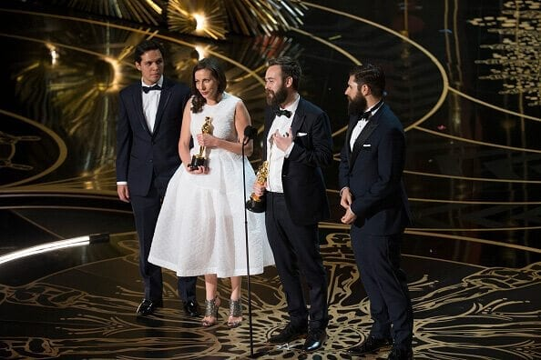 SERENA ARMITAGE - BENJAMIN CLEARY - Oscar - 2016