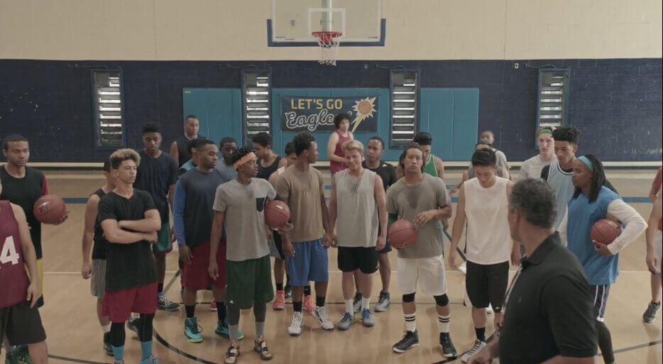 Lexus Short Film Game Changes The Rules On The Court - Oscar Qualifying Short Film Review - Indie Shorts Mag - 2