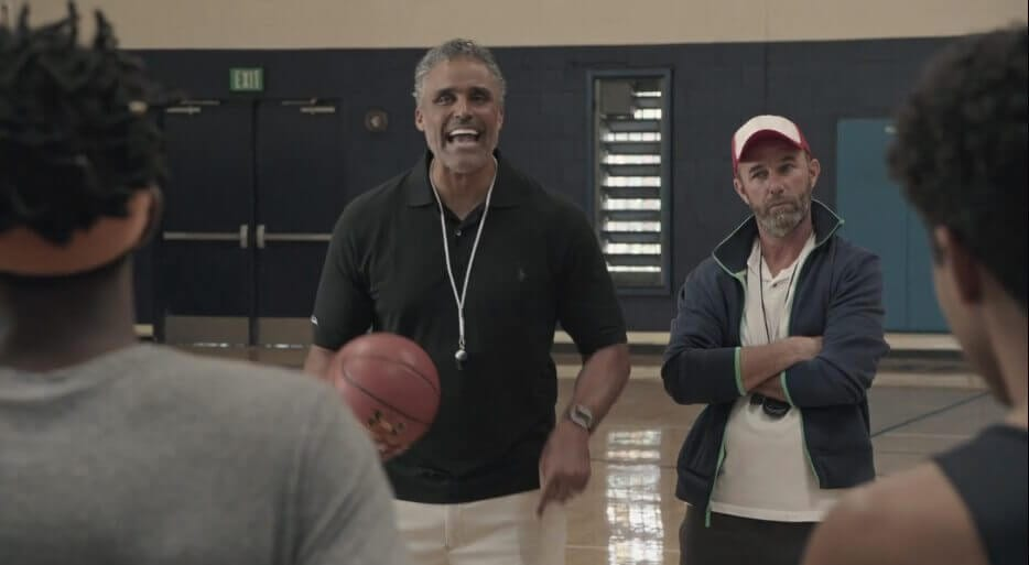 Lexus Short Film Game Changes The Rules On The Court - Oscar Qualifying Short Film Review - Indie Shorts Mag - 3