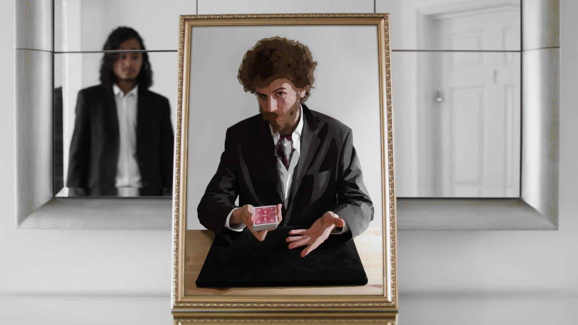 The Portrait In The Lobby - Short Film Review - Indie Shorts Mag