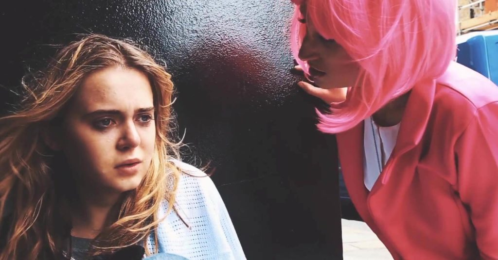 Alice's Misfortunes In Underland & Through The Looking Glass - Short Film Review - Indie Shorts Mag