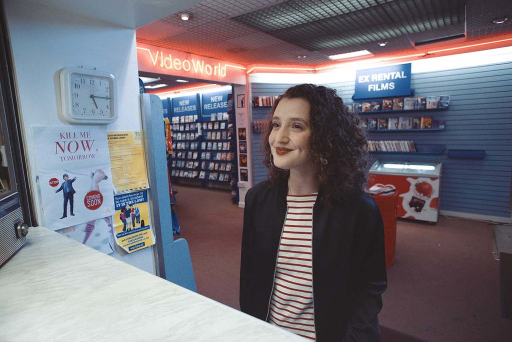 The Video Shop - Last Girl - Short Film Review - Indie Shorts Mag