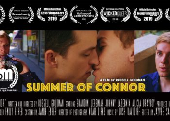 Summer of Connor - Poster