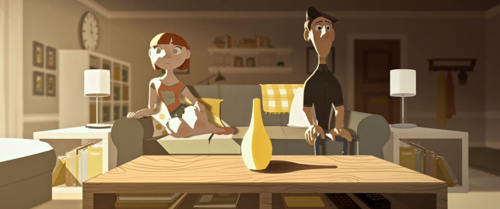 Coaster - Animated Short Film Review - Indie Shorts Mag