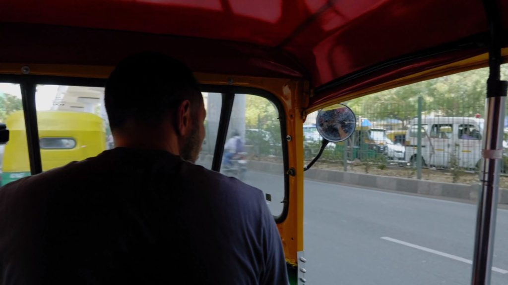 India on a Rickshaw - Documentary Review - Indie Shorts Mag