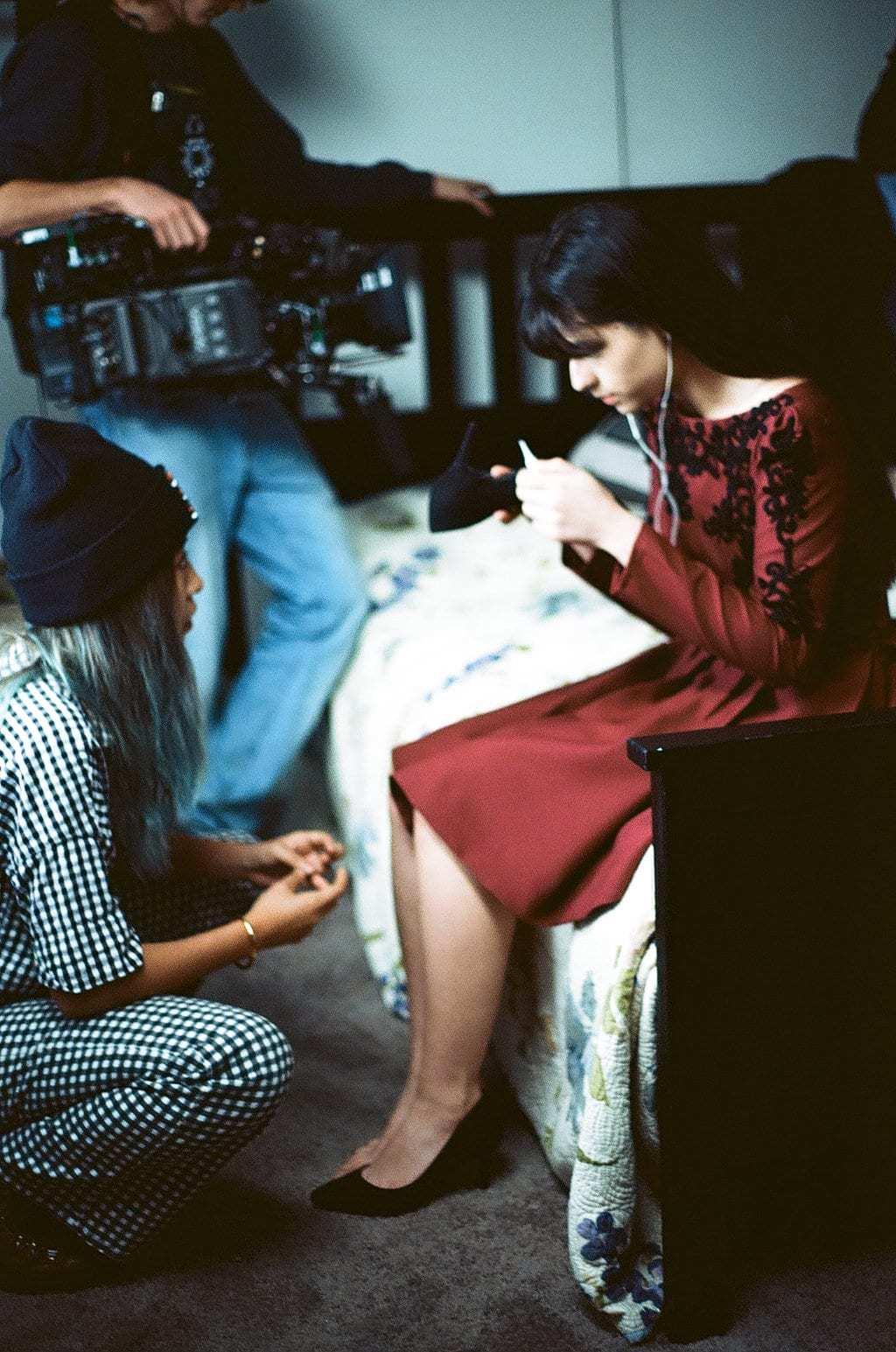 Peier Tracy Shen - Interview - Indie Shorts Mag