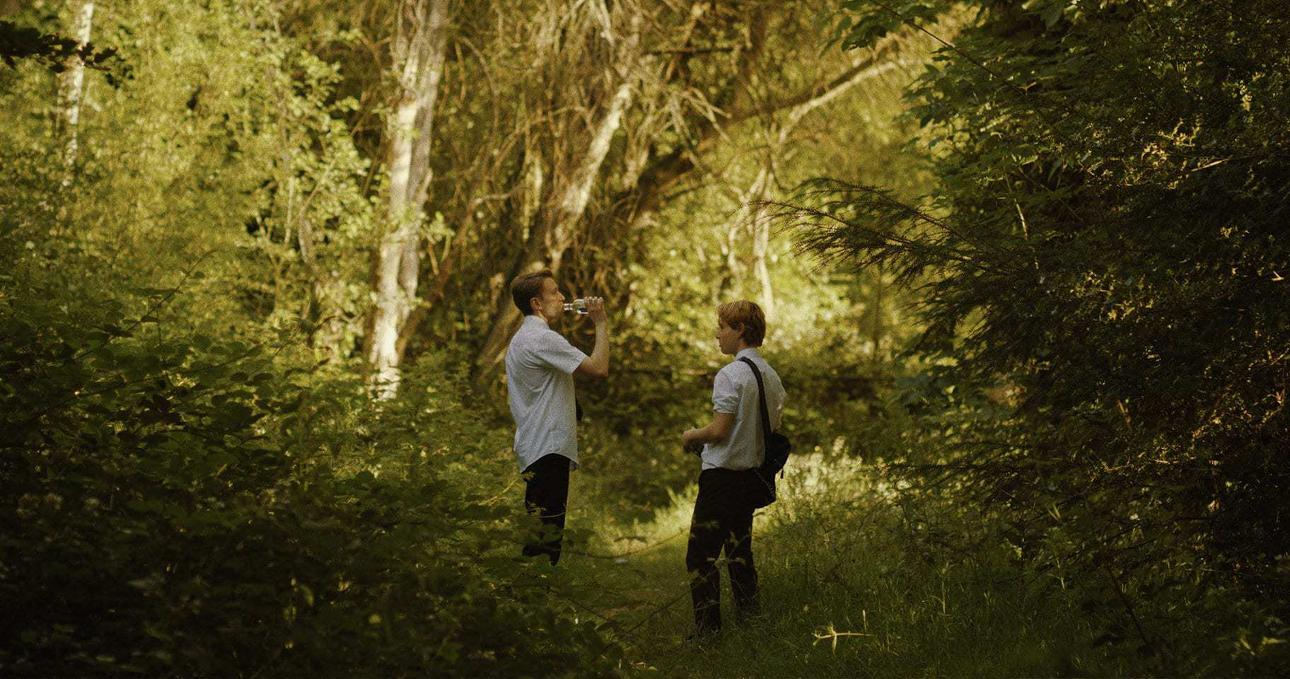 Young, Young Men - Short Film Review - Indie Shorts Mag